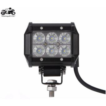 Bolehdeals F1 Racing Refit Taillight Brake Light Strobe For Vehicle Source · 18W Cree Chips LED WORK LIGHT BAR Offroad 12V 24V Auto Car Motorcycle Bicycle ...