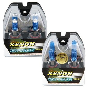 2 Pairs 9005 HB4 9006 HB3 6000K Xenon Gas Halogen Headlight Lamp Bulbs 100W Price Philippines