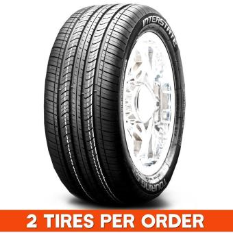 2 pieces Quality Tires Interstate 175/65R14 82H