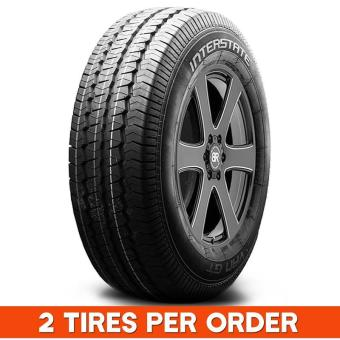 2 pieces Quality Tires Interstate 195R14 8PR fit for Urvan, Hi Lux, Frontier, Fuego