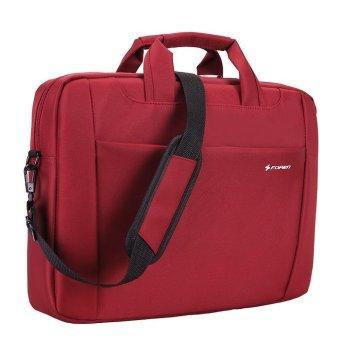 2017 HOT Multi-Compartment Laptop Bag 15.6 15 Inch Notebook Shoulder Messenger bag men women handbag Computer sleeve Briefcase - intl - 4