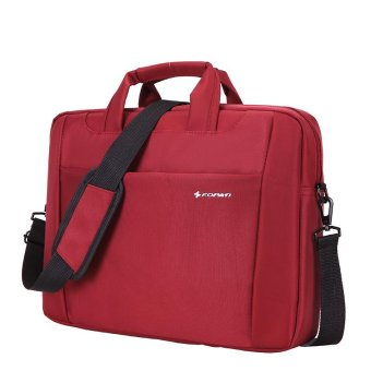 2017 HOT Multi-Compartment Laptop Bag 15.6 15 Inch Notebook Shoulder Messenger bag men women handbag Computer sleeve Briefcase - intl