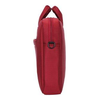 2017 HOT Multi-Compartment Laptop Bag 15.6 15 Inch Notebook Shoulder Messenger bag men women handbag Computer sleeve Briefcase - intl - 5