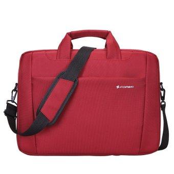 2017 HOT Multi-Compartment Laptop Bag 15.6 15 Inch Notebook Shoulder Messenger bag men women handbag Computer sleeve Briefcase - intl - 2
