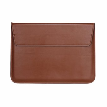 2017 NEW PU Leather Envelop Laptop Sleeve Carry bag Case 15 inch For MacBook Air/Surface pro /iPad Tablet /Lenovo /Dell /Acer/ HP /Toshiba /Samsung/AsusNotebook - Int