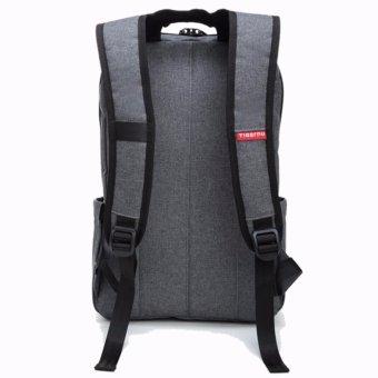 2017 Tigernu Mochila for Laptop 14.1-15.6Inch Notebook Computer Bags Men Backpack T-B3090 (Grey) - intl - 4