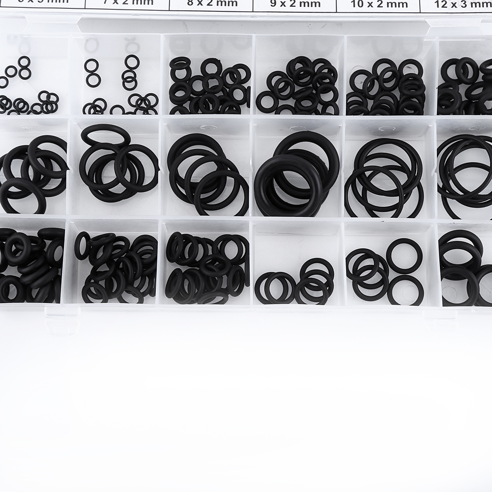 Philippines | 225pcs Assorted Rubber O-Ring Washer Seals Gasket ...