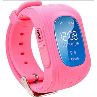 2Cool Kids Watch GPS Position Anti Lose Phone Call Kids GPS Watch -intl