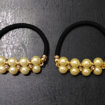 2pc Set Pretty Charms Pearl Pony Tail Price Philippines