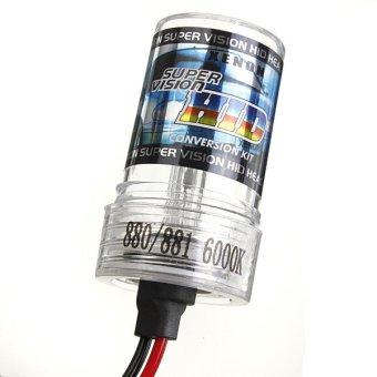 2PCS 880 35W XENON HID Replacement Light Bulb 4300k 3200LM +-300 - picture 3