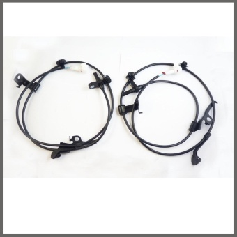 2pcs Front ABS Wheel Speed Sensor 89543-52030 & 89542-52030 forScion XD Toyota Yaris - intl Price Philippines