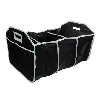 3-Section Collapsible Trunk Organizer