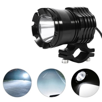 30W LED Waterproof Headlight Spot Light Motorcycle Car - intl