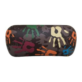32sunny Brown Printed Artwork Unisex Sunglasses/Eyeglasses ColorfulCase Price Philippines