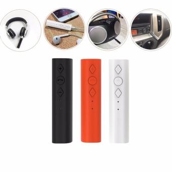 3.5mm Jack Bluetooth 4.2 Car Handsfree Audio Receiver Kit ForSpeaker Headphone - intl - 4