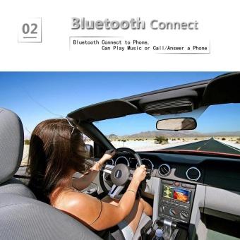 4011B 4.1inch 1 DIN MP5 Car Media Player - intl - 4