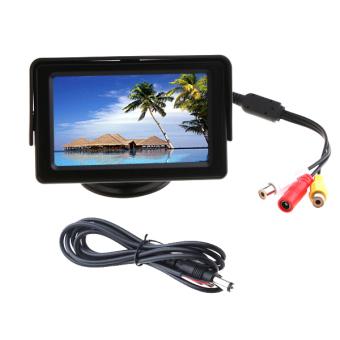"""4.3"""" Car Color TFT LCD Monitor"""