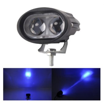 4D 20W Lens Cree XML2 LED Spot Motorcycle Led Fog Driving workLight (White Light)