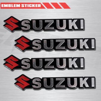 Presyo Ng Car Emblem Logo Keychain Suzuki Sa Pilipinas