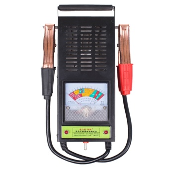 6V12V automobile, electric vehicle, battery, battery tester, tester, discharge meter, capacity meter, measuring instrument, -, - intl Price Philippines