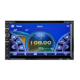 "7"" 2DIN Double DIN Android HD Car Stereo DVD Player GPS Price Philippines"