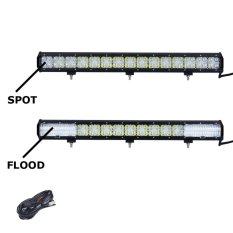Philippines | 4D 32 inch 180W Curved LED Light Bar with Cree LED