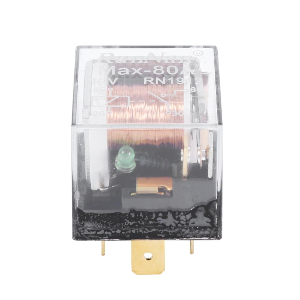 Philippines 80a 4 Pin Automotive Dc 12v Spst Relay Intl Find