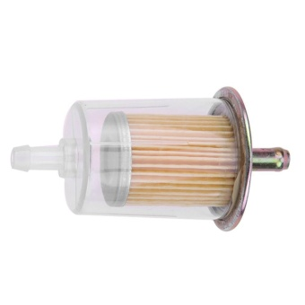 8mm/0.31inches Motorcycle Petrol Gas Gasoline Liquid Fuel OilFilter - intl Price Philippines