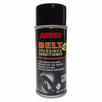 Abro belt dressing conditioner professional grade 6oz./170g