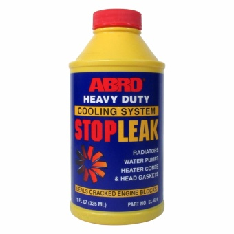 Abro Heavy Duty Cooling System Stop Leak Liquid 11 fl. oz.