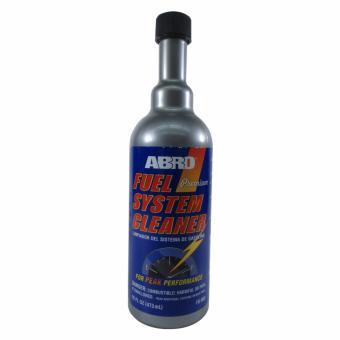 Abro Premium Fuel System Cleaner 16 fl.oz./473ml