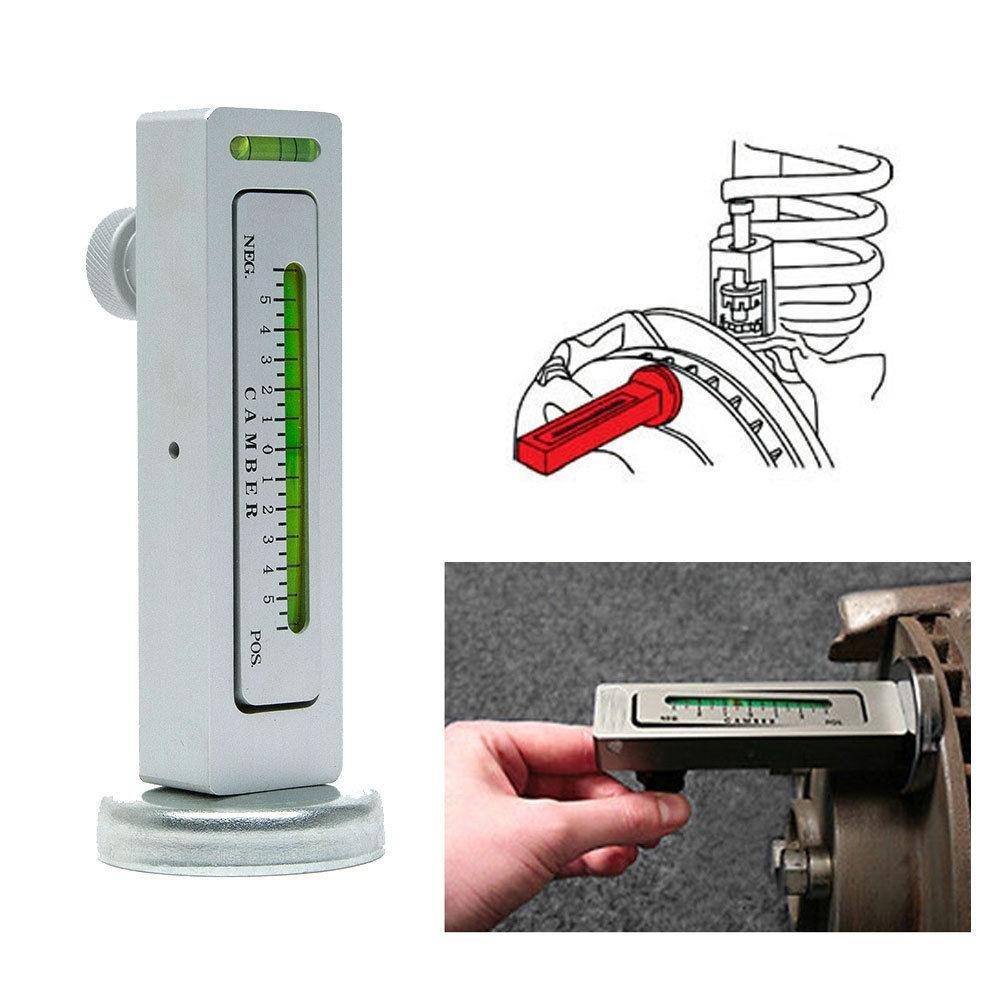 ... Adjustable Magnetic Gauge Tool for Car Truck Camber Castor Strut Wheel Alignment Tools - intl ...