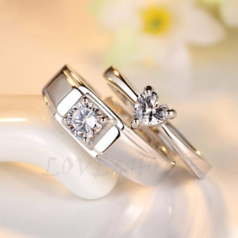 Adventurer Fashion Couple ring Adjustable Lover's Ring JZ-04