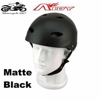 AIDY Adult Skate Extreme Sports Helmet Safety Helmet BMX SkateboardRoller Skating Multipurpose Universal Cycling Helme