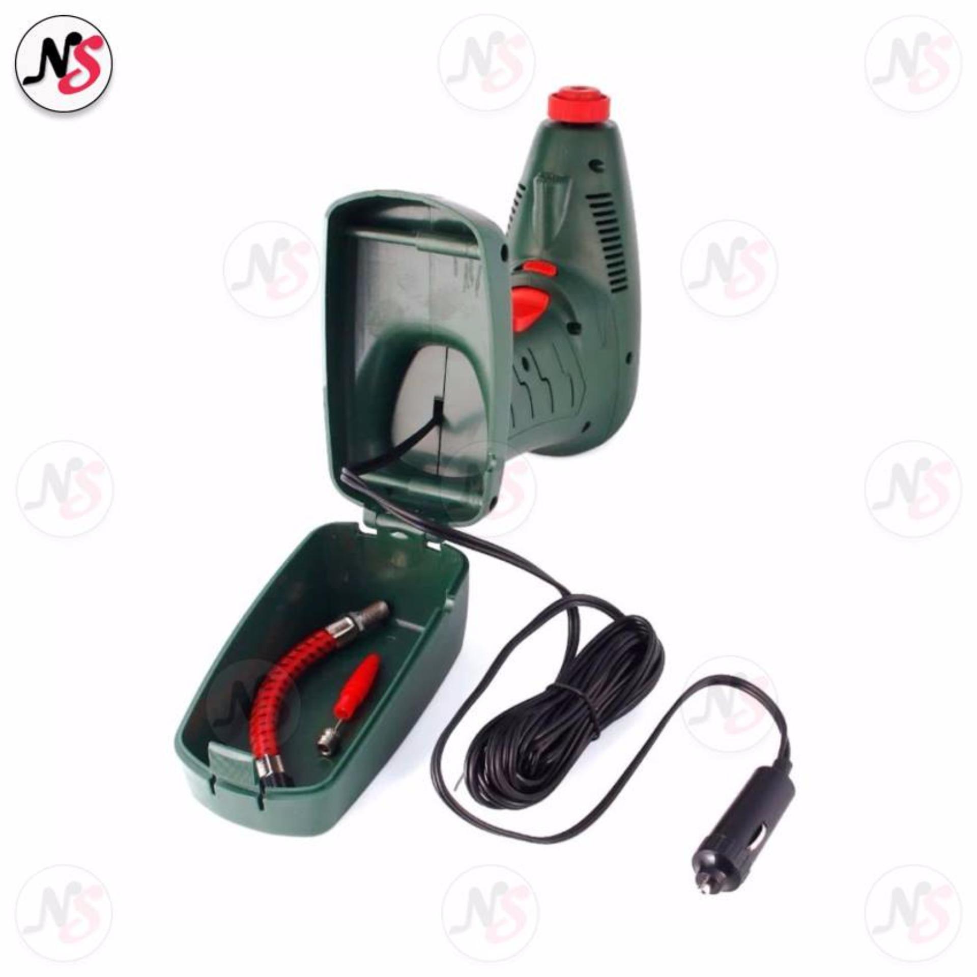 Air Dragon Handheld Portable Air Compressor Auto Tire Inflator Balls Mattress Toys Pump Emergency Tool ...
