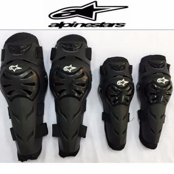 Alpinestars Racing Equipment Knee Shin Elbow Guard Gear Pads