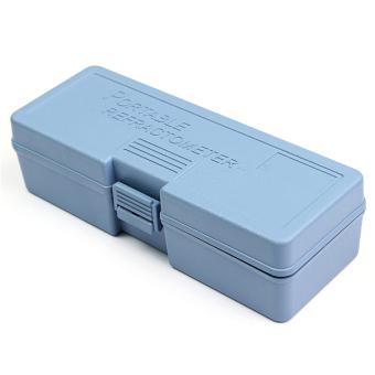 Aluminum Salinity Salt Refractometer for Aquarium Fish Tank 0%-10%Hydrometer US - intl - 3