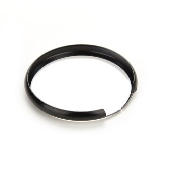 Amango Smart Key Fob Replacement Ring Deco Trim For 08-Up Black