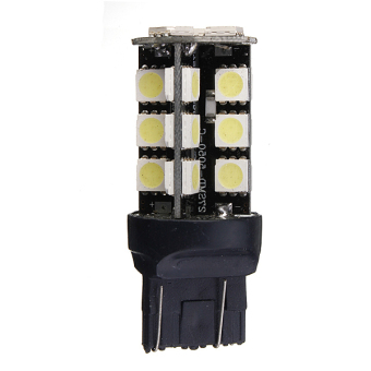 Ampoule T20 7443 27 Leds 5050 SMD Canbus Anti Erreur ODB Lampe 12V