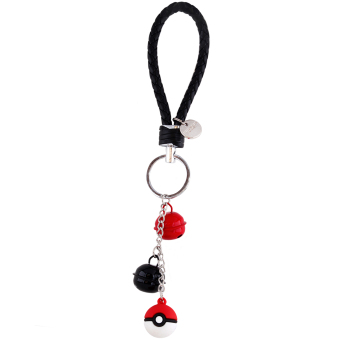Philippines | Anime Pokemon Pokeball Friendship Bell Keychain Bag Charm Last Hot Deals