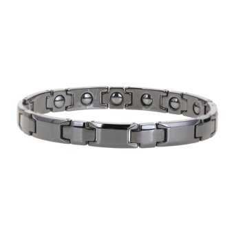 Anion Magnetic Energy Power Bracelet Health 4in1 Bio TungstenBracelet - intl Price Philippines
