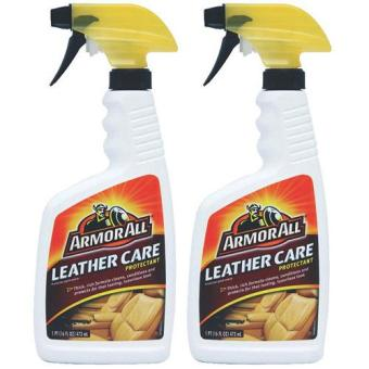 Armor All Leather Care Protectant - 16 fl. oz. Set of 2