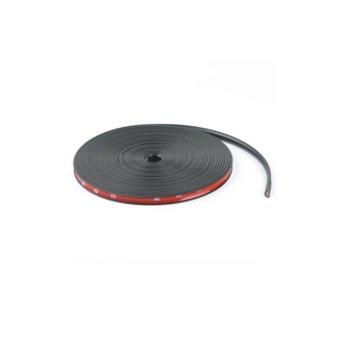 Auto Car Wheel Hub Rim Edge Rubber Strip( black ) - intl - 3