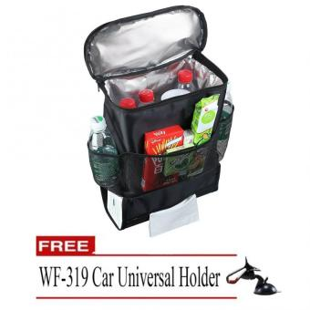 Auto Cooler Organizer with Free WF-319 Car Universal Holder