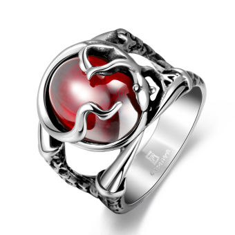 AZONE 316L Stainless Steel Ring For Man