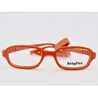 Babyflex Prescription Eyeglasses for Kids Children | BABY MILA inOrange | 43/16 | Price Philippines