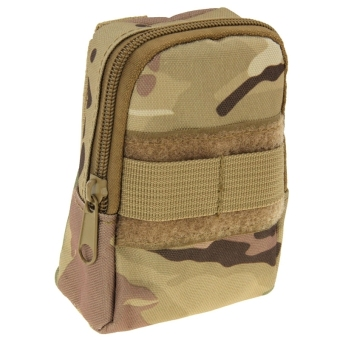 Backpack Style Pouch Bag (CP Camouflage)