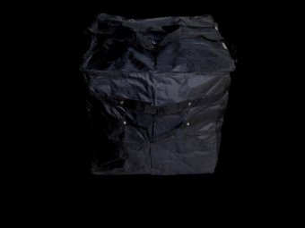 """Balikbayan 20"""" Bag Set of 2 (Black) with Carry-on Bag - picture 2"""