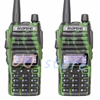 Baofeng Camouflage UV-82 Dual Band VHF/UHF Two Way Radio (Camouflage) of 02