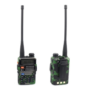 Baofeng / Pofung UV5R VHF/UHF Dual Band Two-Way Radio ( camouflage)